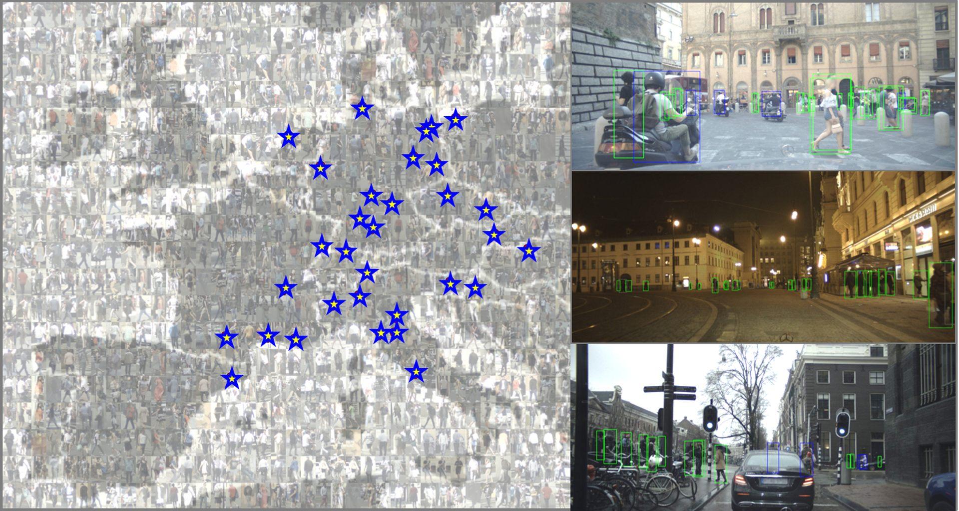 EuroCity Persons Dataset